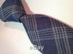 NWT$230 Brioni Multi-Color Silk/Wool Made In Italy