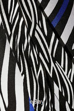 NWT $485 Diane Von Furstenberg DVF Amelia Wrap Dress 14