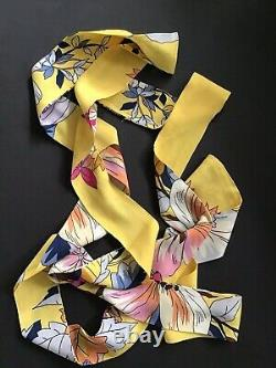 NWT JOHNNY WAS Multicolor Rayon Boho Embroidered Belted Perth Kimono 2x $298