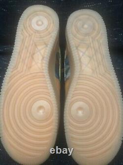 Nike Air Force 1 Low N7 Pendleton Shoes Mens Size (US) 11.5 (No Box)