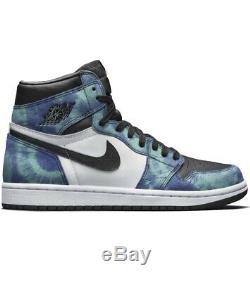 Nike Air Jordan 1 Tie Dye Size 7W