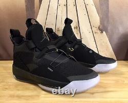 Nike Air Jordan 33 XXXIII Utility Blackout Shoes AQ8830-002 Mens Size 10.5 New