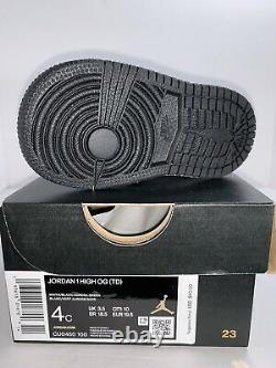 Nike Air Jordan Retro 1 Tie Dye Toddler Size 4c TD Brand New FAST SHIPPING