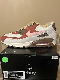 Nike Air Max 90 NRG Bacon 2021 DS 13 Infrared Reverse Duck Camo