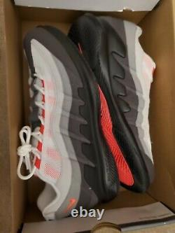 Nike Court Zoom Vapor X Air Max 95 AM95 Solar DB6064-100 Roger Federer Size 10