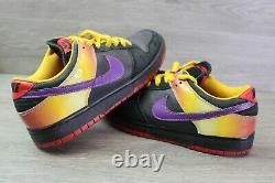 Nike Dunk Low Pro SB Men Appetite For Destruction Shoes Size 9.5 304292-052 2007