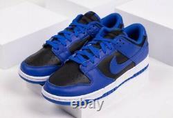 Nike Dunk Low Retro Hyper Cobalt Size 13 M/ 14.5 W