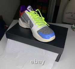 Nike Kobe V Protro PJ Tucker PE M Sz 11 Particle Grey/White CD4991-004 In Hand