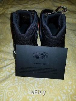 Nike Kyrie 2 II BHM Black History Month Tie Dye Jordan Kobe 828375-099 Size 11.5