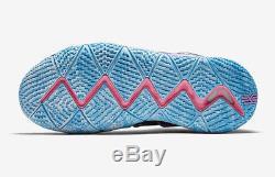 Nike Kyrie Irving 4 IV size 15. All Star. Tie Dye Black White Blue. AQ8623-001