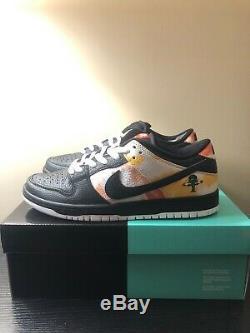 Nike SB Dunk Low Pro QS x Raygun Tie Die Size 10