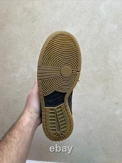 Nike SB Dunk Low Skate Camo Size 9.5