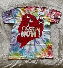Online Ceramics Tie Dye T-Shirt sz M Ego Amigo RARE SOLDOUT