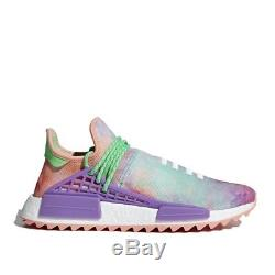 Pharrell Adidas NMD Human Race HU Trail Holi Tie Dye Size 5-13 New AC7034