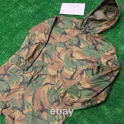 Polo Ralph Lauren Military Camo Rain Coat Parka Jacket Packable NWT MSRP $248