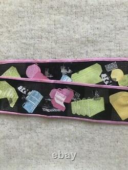 Rare Louis Vuitton Silk Scarf Tie Luggage Trunk NWOT