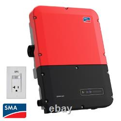 SMA Sunny Boy, SB7.7-1SP-US-40, Grid Tie Inverter, With Secure Power Supply