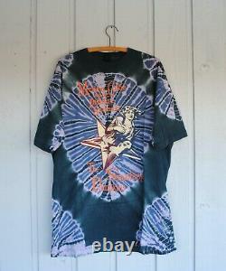 Smashing Pumpkins Melon Collie Infinite Sadness 1995 Tour T Shirt XL Tie Dye