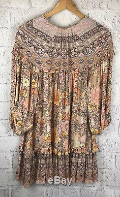 Spell and the Gypsy Collective Dress, Size Small, Length32, Pit to pit23