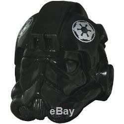 Tie Fighter Pilot Helmet Supreme Edition Adult Star Wars Costume Mask