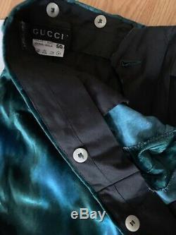 Tom Ford for Gucci Tie Dye Velvet Pants