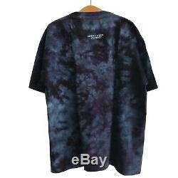VTG 1999 Marvel Silver Surfer Universal Studios Tie Dye Movie Comic T Shirt XL