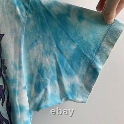 Vintage 1990 Grateful Dead 25 Years Dead Anniversary T-Shirt Size XL Tie Dye
