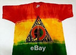 Vintage 1992 Arrested Development T-Shirt Sz XL 90s Rap Tee Hip Hop Tie Dye NOS