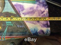 Vintage 1994 Pink Floyd The Division Bell Shirt Tie Dye