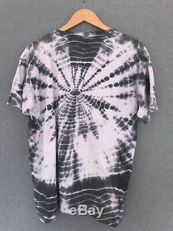 Vintage 90s 1990 Slayer Tie Dye T-shirt
