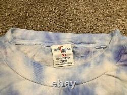 Vintage Grateful Dead T-Shirt Summer Tour 93 Size Extra Large Tie-Dye XL