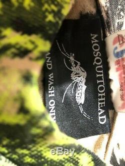 Vintage RARE NWT Mosquitohead Tie Dye T Shirt (Sz XL) Rap Tee Supreme