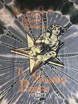 Vintage Smashing Pumpkins Tie Dye Melon Collie and the Infinite Sadness Band Tee