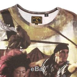 Vivienne Westwood T-Shirt Multicolor SS98'Tied to The Mast' Anglomania Small