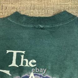 Vtg 1995 Smashing Pumpkins Mellon Collie And The Infinite Sadness Tie Dye Shirt
