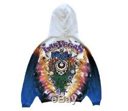 Warren Lotas, Roulette Tie Dye Hoodie, Las Vegas Collection