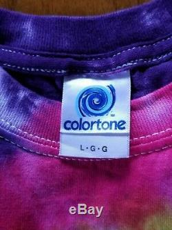 Westside Gunn FLYGOD Tie Dye T-Shirt Griselda GXFR Authentic LARGE NEW RARE OOP