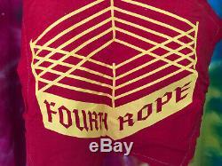Westside Gunn WSG Benoit Tie Dye 4th Rope GxFR Hoodie REBIRTH Rare@100 Conway