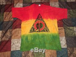 1992 Vtg Arrested Development T-shirt Promo T-shirt Adulte XL Logo Tie Dye
