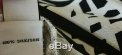 598 $ Diane Von Furstenberg Dvf Georgina Palm Abigail Longue Maxi Wrap Robe 2