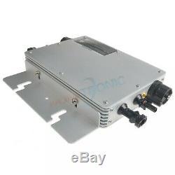 600w Mppt Grille Tie Inverter DC Power Grid Ac Solaire Onduleur Solaire Étanche