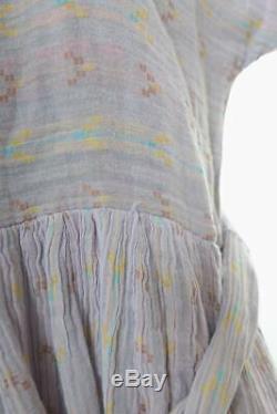 Ace & Jig Taille Moyenne Luna Robe Daybreak Textile Multi-color Purple