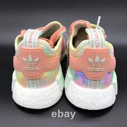 Adidas Nmd R1 W Tie Dye Multi-color Fy1271 Baskets Chaussures Pour Femmes