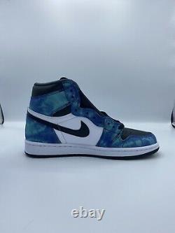 Air Jordan 1 Retro High Tie Dye Taille 9 Wmns = 7,5 Hommes