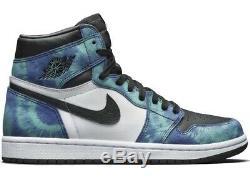 Air Jordan 1 Tie Dye Sz 11 Femmes, Hommes 9.5 (en Main)