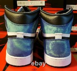 Air Jordan Retro 1 Tie Dye Taille 10.5w / 9m