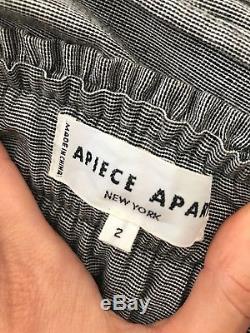 Apiece Apart Jupe Superposée Avec Des Liens Tassle Taille 2