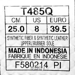 Asics Gel-nimbus 16 Femme Taille 8, Noir / Multicolore / Swirl / Rare