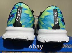 Brooks Launch 7 Tie Dye Taille 8.5 Femmes Chaussures De Course