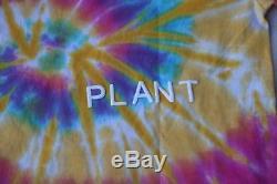 Cactus Plant Flea Marché Cpfm ++ + C. P. F. M. Vert Flash Tie Dye T-shirt M